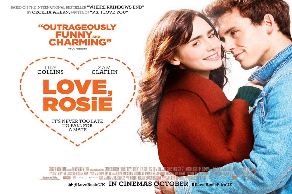 รีวิวหนัง  Love, Rosie เพื่อนรักกั๊กเป็นแฟน