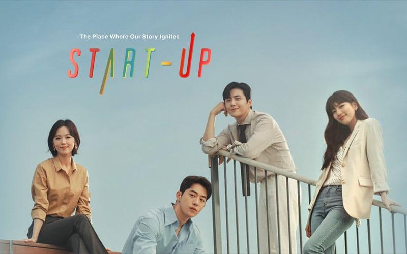 รีวิวซีรีส์เกาหลี Netflix Start-Up