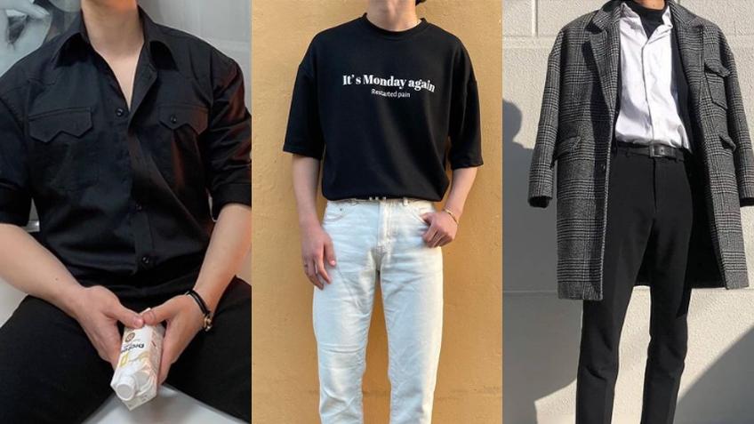 รีวิว แฟชั่น สไตล์แต่งตัว 3 สีที่ต้องมีติดตู้เสื้อผ้าของผู้ชาย