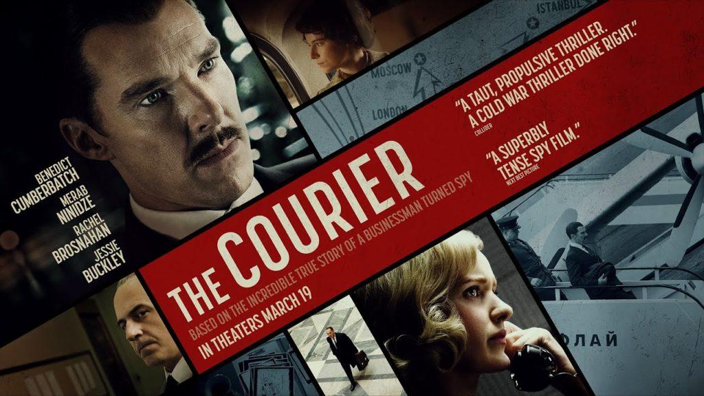 รีวิวหนัง The Courier คนอัจฉริยะฝ่าสมรภูมิรบ
