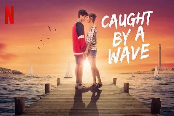 รีวิวหนัง Caught by a Wave คลื่นรักฤดูร้อน
