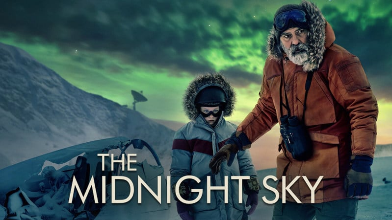 รีวิวหนัง The Midnight Sky