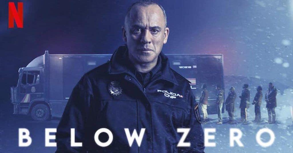 รีวิวหนัง Below Zero Netflix