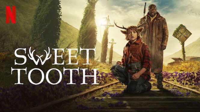 รีวิวหนัง Sweet Tooth Netflix