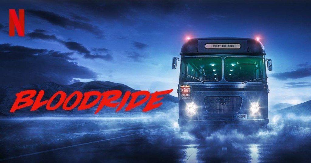 รีวิวหนัง Bloodride Netflix