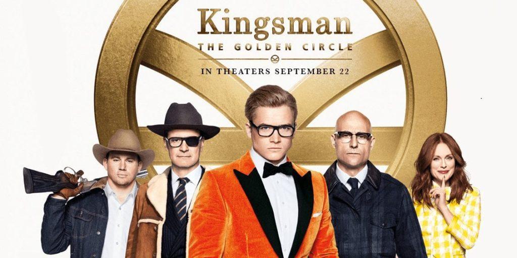 รีวิวหนัง Kingsman The Golden Circle Disney+Hotstar