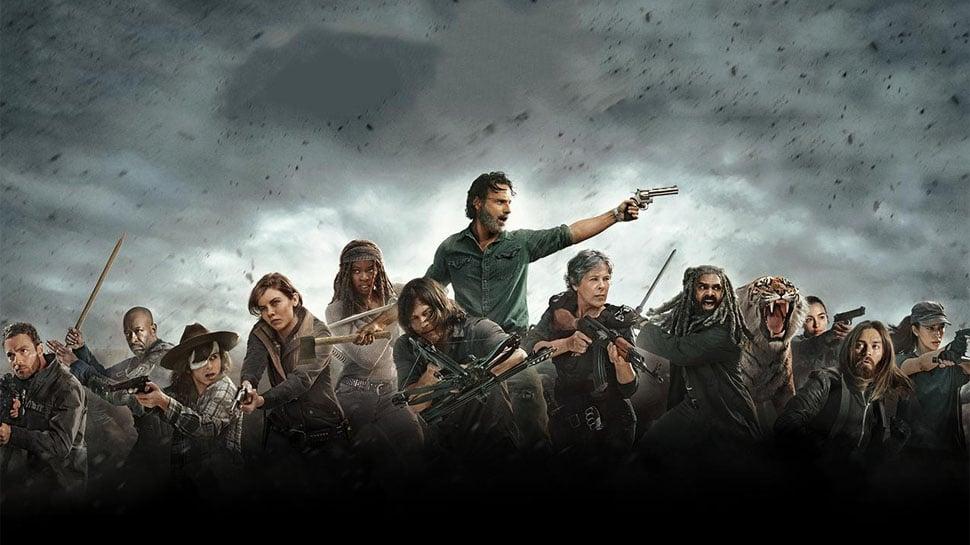 รีวิวหนัง The Walking Dead Disney+Hotstar