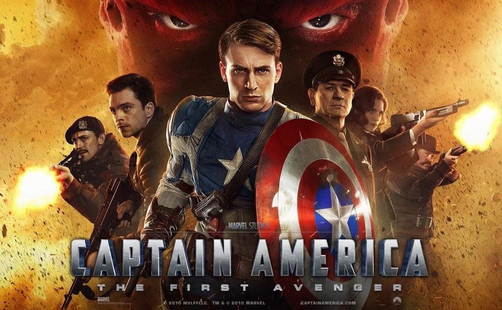 รีวิวหนัง Captain America The First Avenger Disney+Hotstar