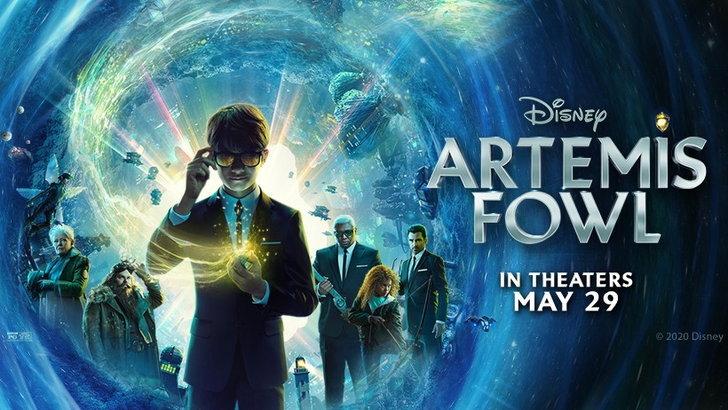 รีวิวหนัง Artemis Fowl Disney+Hotstar