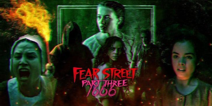 รีวิวหนัง Fear Street 1666 Netflix