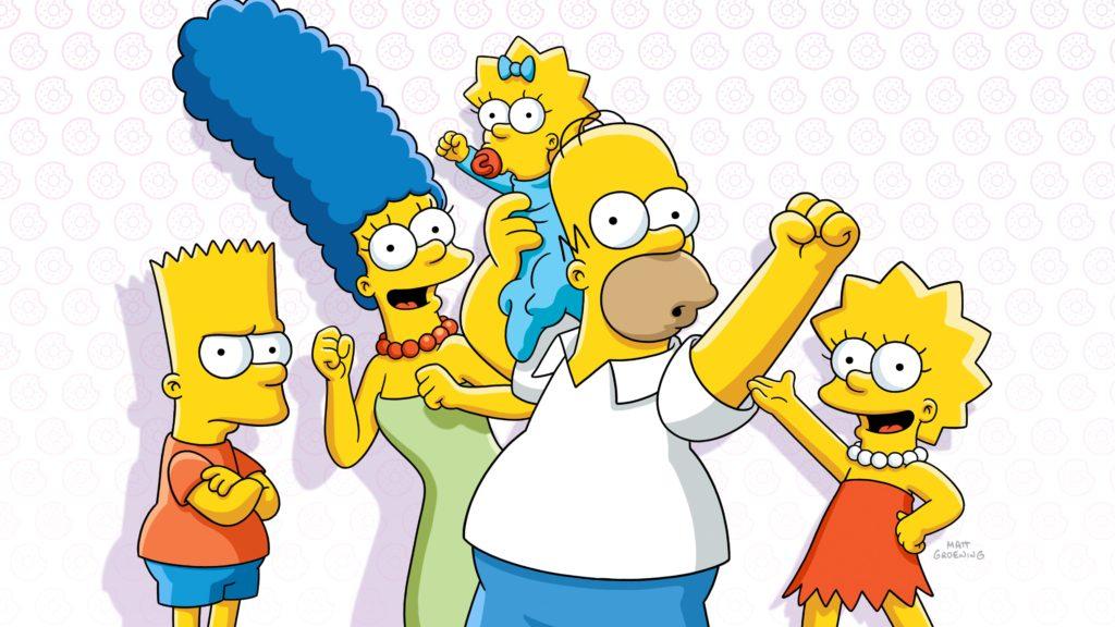 รีวิวอนิเมชัน The Simpsons Disney+Hotstar