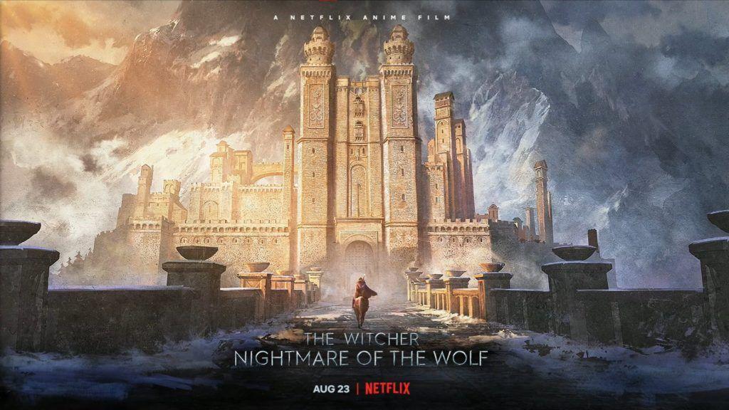 รีวิวอนิเมชั่น The Witcher Nightmare Of The Wolf Netflix