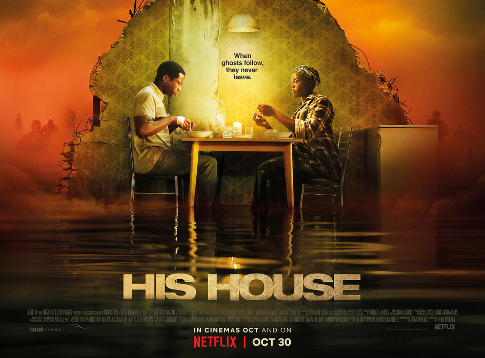 รีวิวหนัง His House Netflix