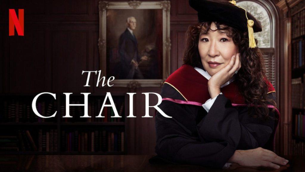 รีวิวหนัง The Chair Netflix