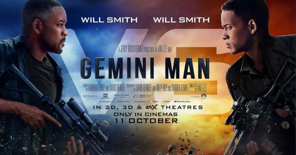 รีวิวหนัง Gemini Man Netflix