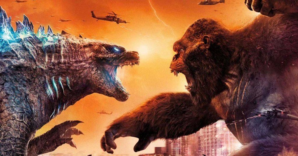 รีวิวหนัง Godzilla vs Kong