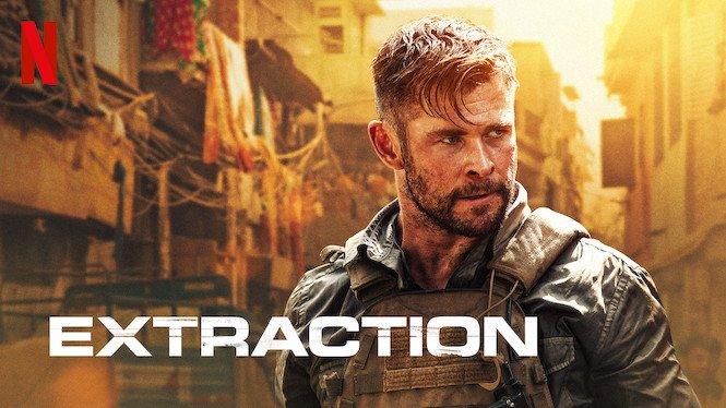 รีวิวหนัง Extraction Netflix