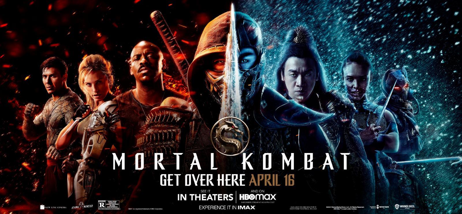 รีวิวหนัง Mortal Kombat 2021