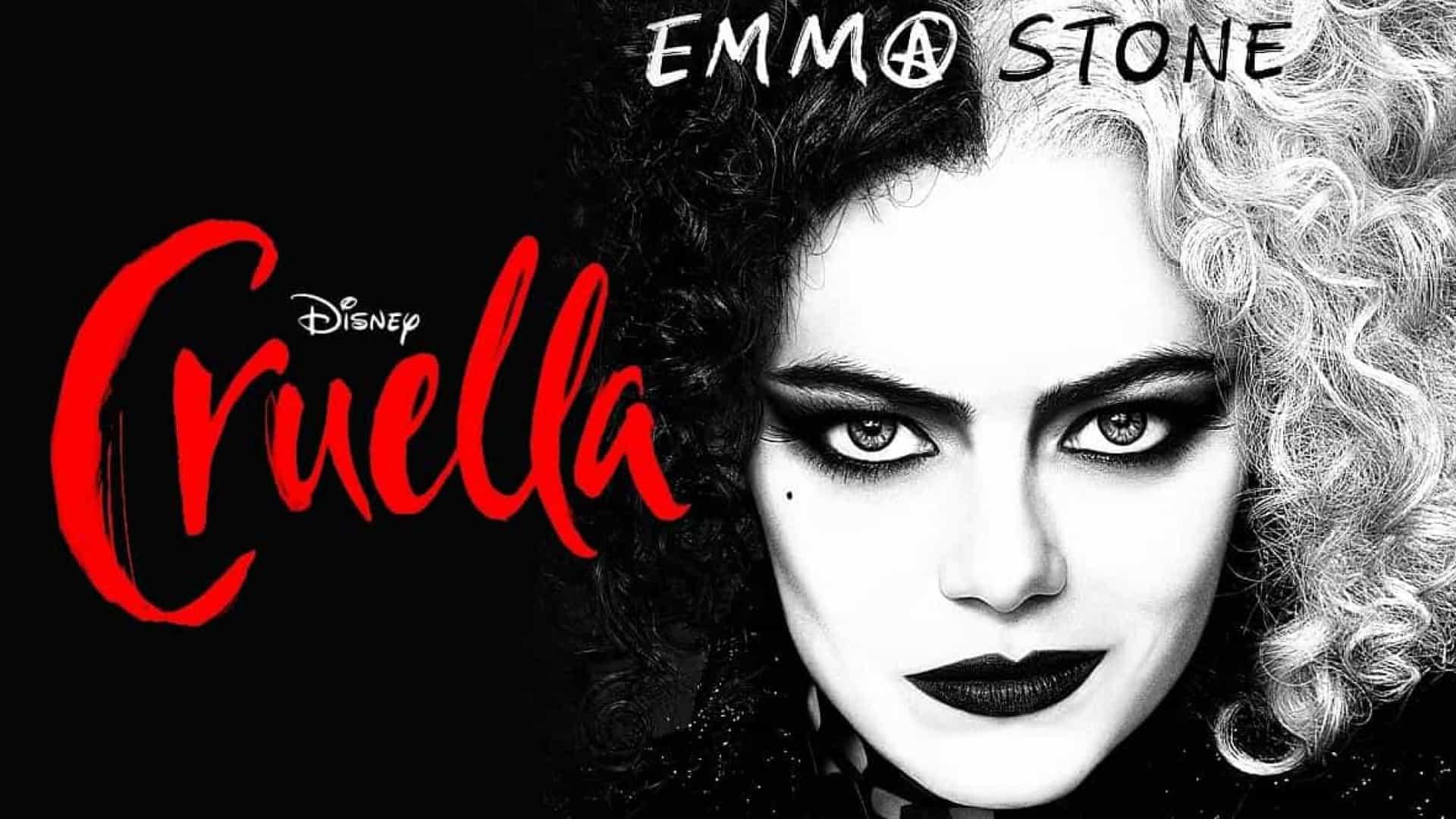 รีวิวหนัง Cruella Disney+Hotstar
