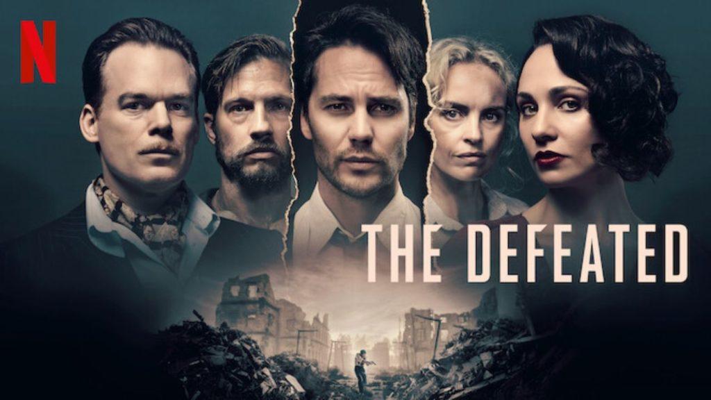 รีวิวหนัง The Defeated Netflix